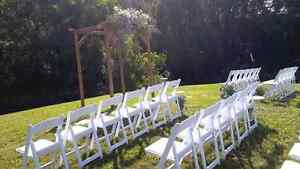 $3 Americana Chairs wedding weddings events engagements Hire Elanora Gold Coast South Preview
