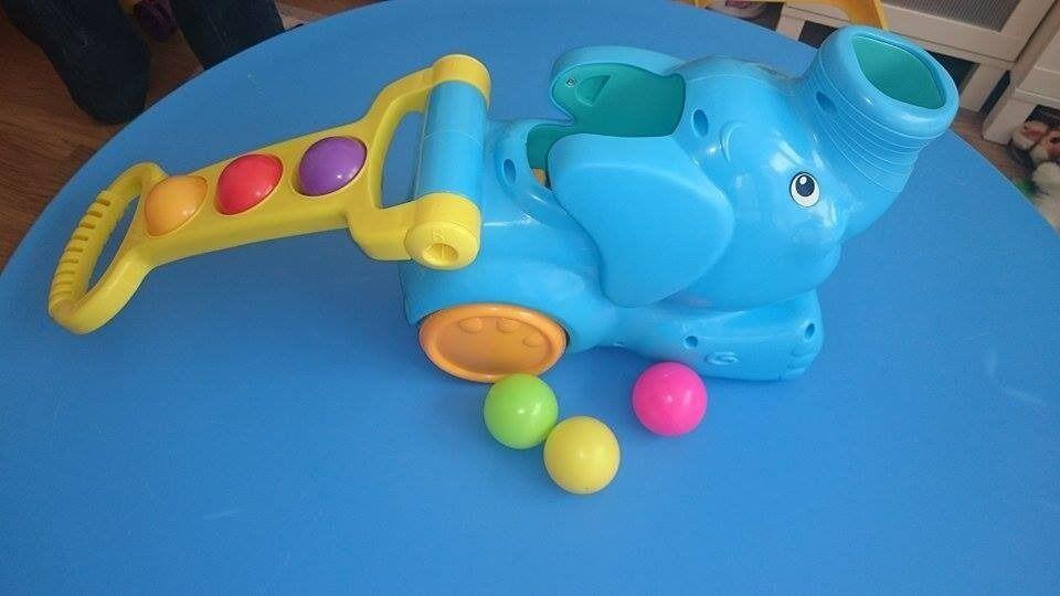 Playskool Elefun Poppin Park Pop N Pick Up Elefun Toy