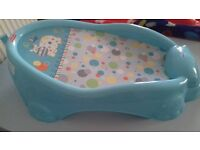 baby Hippo bather from Fisher Price