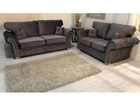 --- CASH ON DELIVERY --- BRANDED NEW HIGH QUALITY ASHWIN CORNER SOFA OR 3+2 SOFA SET AVAILABLE NOW