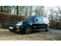 Renault Clio 182 may swap