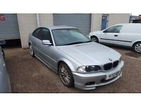 Bmw 330 M-sport.just send for re paint end rust remove more picture for fallou end change price...