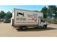 Removal, Man and Van service even for FREE*