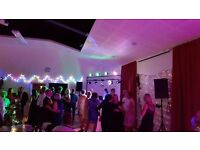Mobile DJ and Sound & Lighting Hire in the Midlands