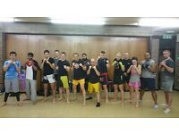 Muay Thai Boxing Classes in London Fulham