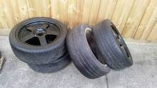 17 inch - 5x100 wheels - CHEAP! Broadmeadows Hume Area Preview