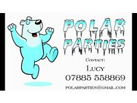 POLAR PARTIES - Specialising in children's parties