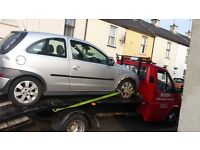 2001 to 2005 corsa s for breaking