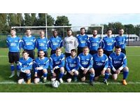 Players Wanted - Football Team in Wolverhampton