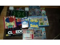 Brand new board games/jigsaw puzzles