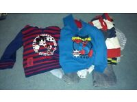 Babies clothes bundles 9-12 months