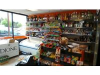 Profitable Grocery and Off license shop on main Becontree Avenue, Dagenham