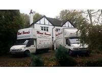 House Removals, Storage, Man & Van Service