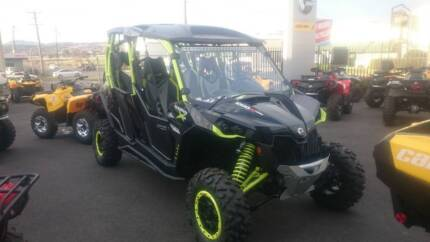 cheap 2015 canam maverick turbo max 4 seater decked out RRP$38500 Taminda Tamworth City Preview