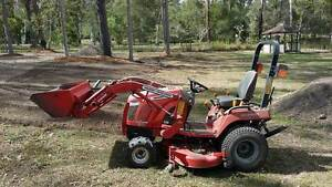 Massey Ferguson GC 2400 Lawn tractor Buccan Logan Area Preview