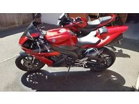 Yamaha YZF R1, Red, For sale