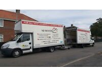 MJ MOVERS MAN AND VAN HIRE Leicester Short Notice   Moving House/Flat/Office/Business/Students Move