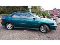 Subaru Impreza Classic Sport