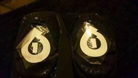 Brand new unused 661 kneepads