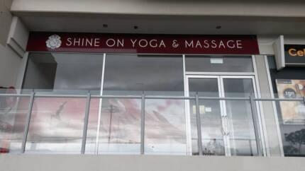 Yoga & Massage Studio