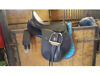 18' wintec saddle