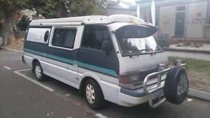 1988 Mazda E2000 Camper Van Pop Top all furnished Bulgarra Roebourne Area Preview
