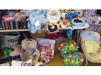 Baby & children's nearly new sale BANGOR