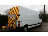 2006 RENAULT MASTER 2.5 DCI 120 BHP WITH TAIL LIFT EX HEALTH BOARD PSV'D FEB 2019 1 OWNER