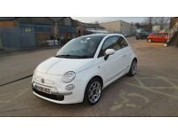 Fiat 500 Lounge 1.4 Manual Petrol