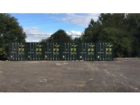A2 SELF STORAGE - 20 x 8 ft containers in the Dartford/Bluewater area available to rent