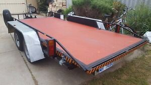 Car Trailer Hire $80 per Day Ravenswood Murray Area Preview