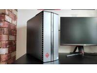 HP Omen i7 + GTX 1070 (Mint Condition)