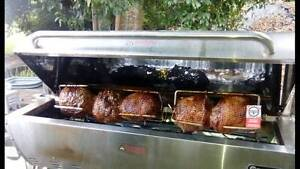 Noosa Spit Hire.Charcoal Spits:mid week:$85.w/end:$100. Gas $250 Tewantin Noosa Area Preview