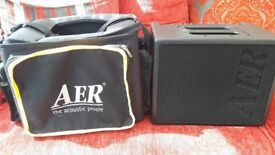 AER Compact 60/2 Acoustic guitar amp/ PA