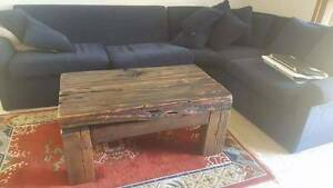 Reclaimed wood coffee table Armidale Armidale City Preview
