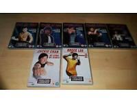 Hong Kong legends dvds