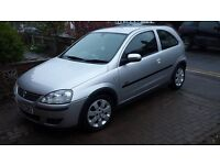 Bargain ! Vauxhall Corsa 1.2 SXI - 3 Door - 2005 - MOT - Runs Drives Great - Reliable - PX / Swap ?