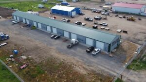 Warehouse Bays Available for Lease North of Regina!