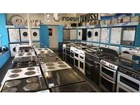 ELECTRIC - GAS - DUAL FUEL COOKERS All Sizes