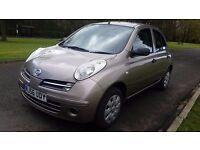 nissan micra 1.2 5 door amazing condition full nissan service history cheap to run tax and insure