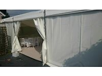 MARQUEE HIRE GLASGOW and surrounding areas. Cater for Weddings, Garden Parties Bouncy Castles Also