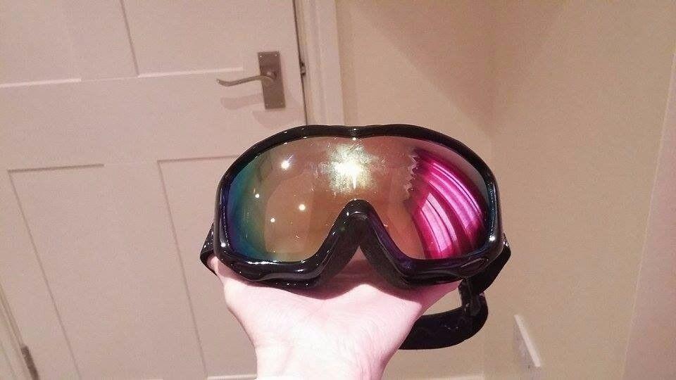 Adult Ski goggles small