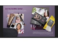 Work from home opportunity independent Younique presenter national