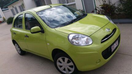 Price down!! Very new condition car Nissan Micra Cairns 4870 Cairns City Preview