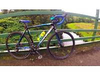 Boardman comp cx bike