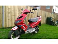 Peugeot Speedfight2 50cc WRC project delivery available spares or reapirs