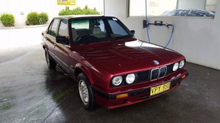 BMW E30 318i Lansvale Liverpool Area Preview