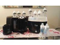 Baby steriliser/prep machine/bottles/bottle warmer