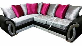 BRAND NEW DQF Helix 9ftx7ft Corner Sofa. ONLY £699!