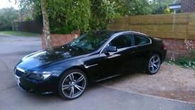 Bmw 630 with 1 year mot. Some swaps accepted.